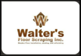 Walter's Floor Scraping, Inc.